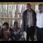 Angolan queen-designate visits Queen Nelumbu again