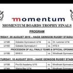 Momentum Schools Rugby will showcase final showdown