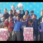 Dordabis Primary School receives donation