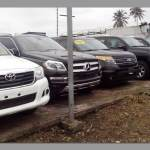 Confiscated vehicles to be auctioned off