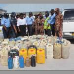 Fuel smugglers caught