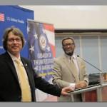 Trailblazing Dr. Japie van Zyl receives highest honour