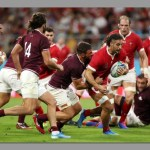 Wales open World Cup campaign with six-try win