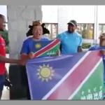 Namibians adopted by residents of Kamitonda