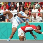 Tonga gives Argentina a run for their money