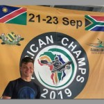 Namibian canoeists do well at African championship