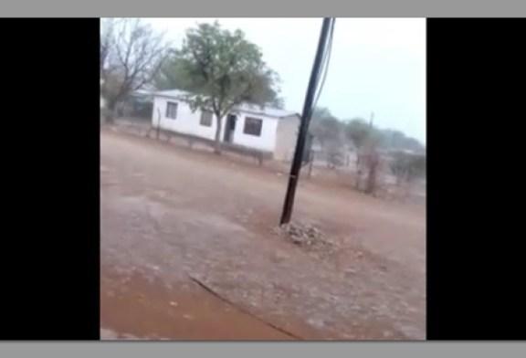 Namibian communities welcome more good rains