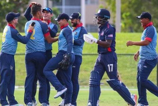 Namibia beats Bermuda with six runs
