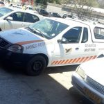 Man hunt launched for cash in transit robbers