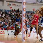 Namibia draws against hosts Singapore