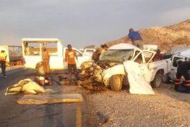 Seven survive horrific crash