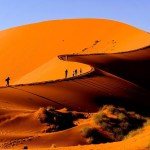 Tourists make grim discovery in Sossusvlei dunes