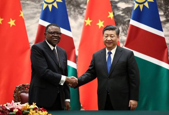 No policy regulation on China-Namibia relations