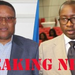 PRESIDENT FIRES TWO MINISTERS
