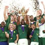 World Cup glory for the Springboks