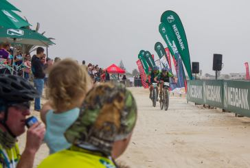 The time for the Desert Dash on hand