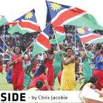 NAMIBIA'S GIFT FOR CHRISTMAS