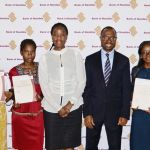 BoN awards bursaries to matriculants