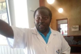 Onandjokwe Hospital needs more doctors