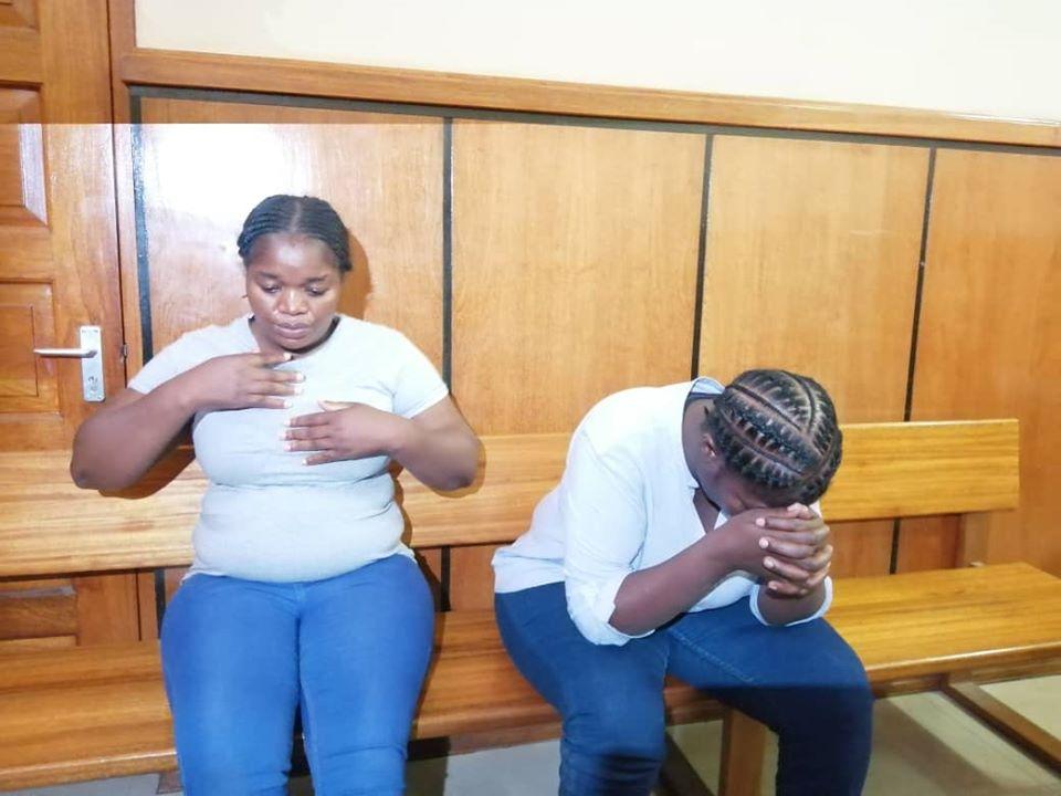 Zimbabwean nationals implicated murder