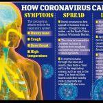 Botswana confirms first suspected Coronavirus case