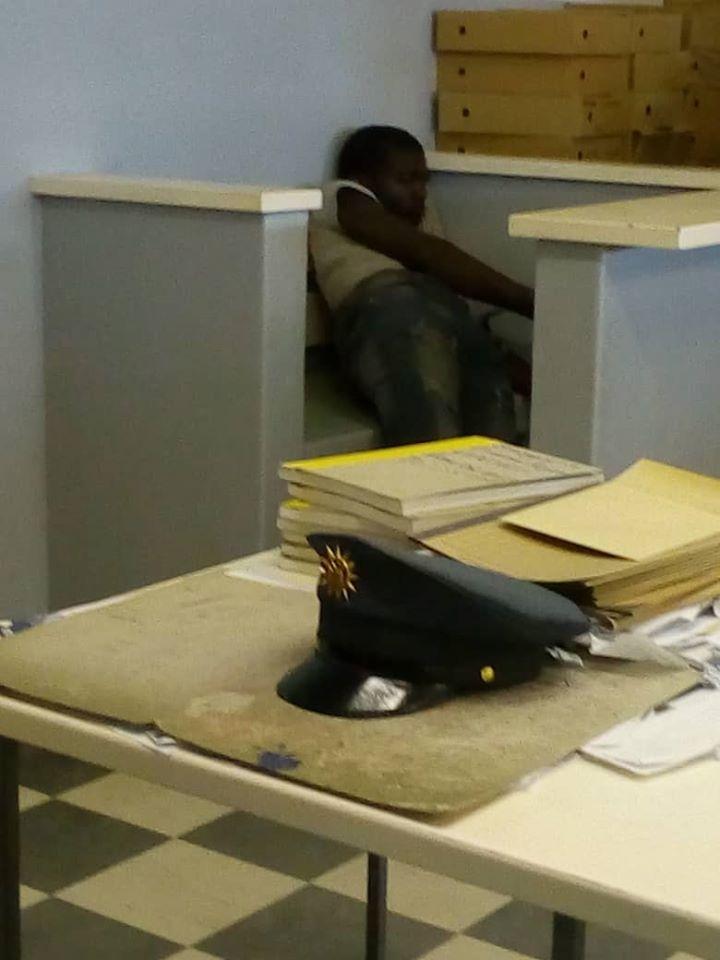 Epatutulo Village Sam Nauyoma massacring