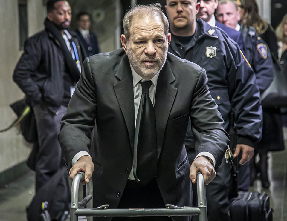 Weinstein Hollywood sexual abuse #MeToo