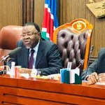Geingob accepts challenge and is on the offensive