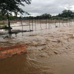 Man swept away by flash flood