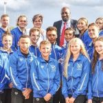 Namibian swimmers excel in Gaborone