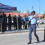 Police parade entertains Oshakati residents
