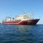 Samherji on the warpath about seized vessel