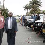 USA donates vehicles to improve health services