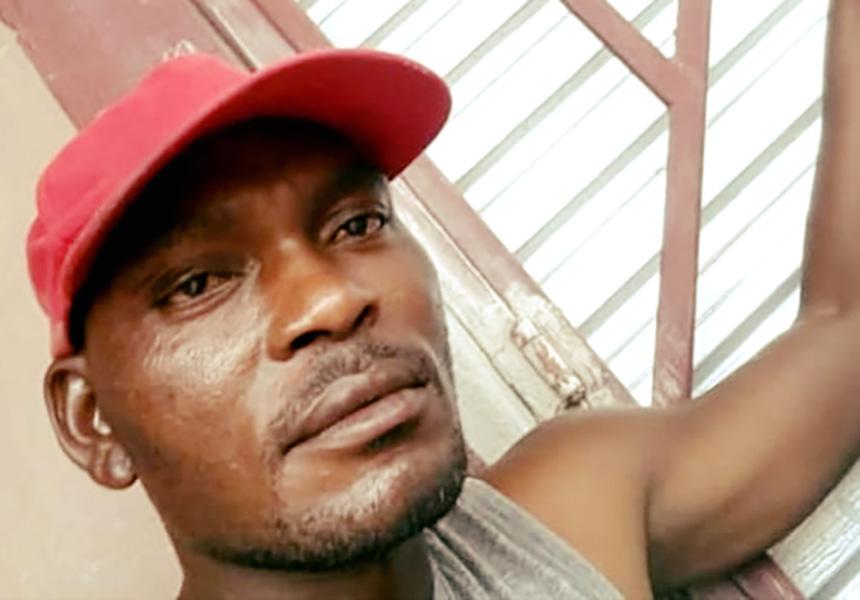 Zimbabwean murder Oshakati wanted