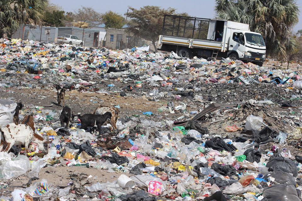 Omafo Helao Nafidi Ohangwena dumpsite