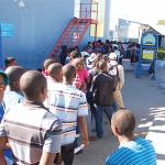 New learners driving licenses applications suspended