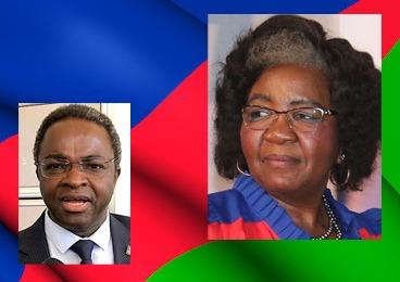 SWAPO Itula Panduleni Politburo