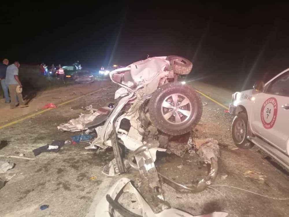 horrific motor vehicle killed