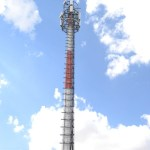 Cell tower damaged during burglary