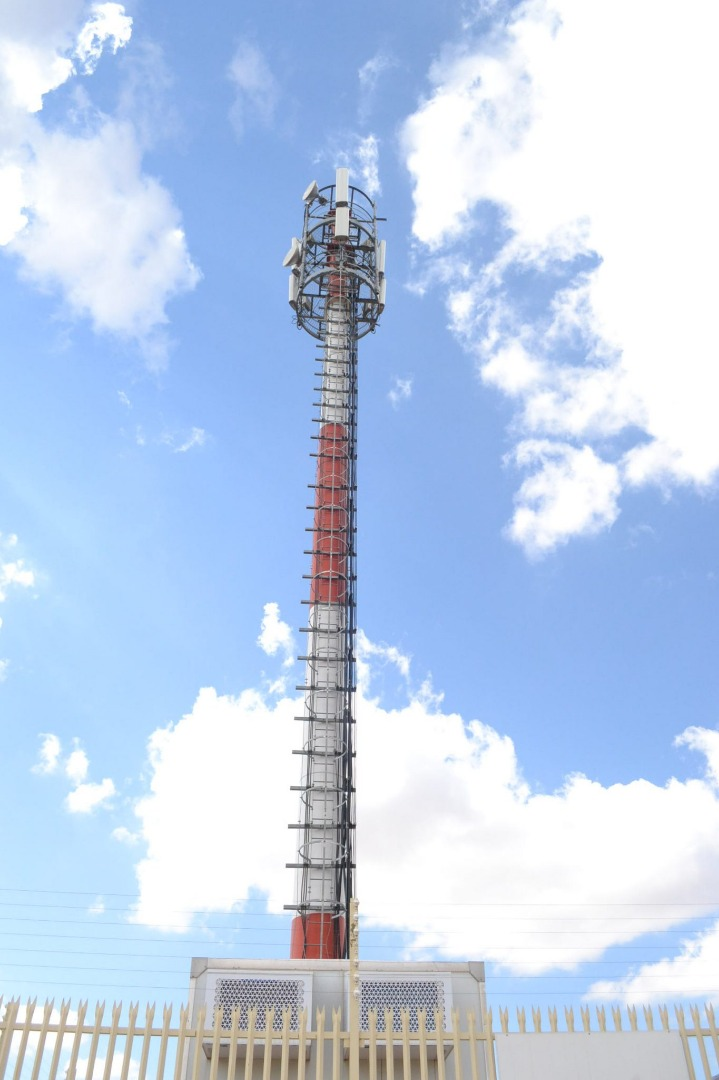MTC mobile communication service batteries towers