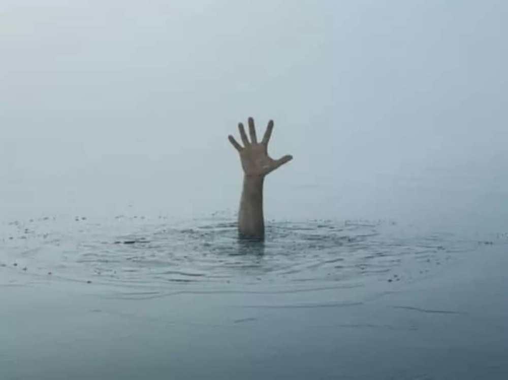 drowned Okapopo village swimming