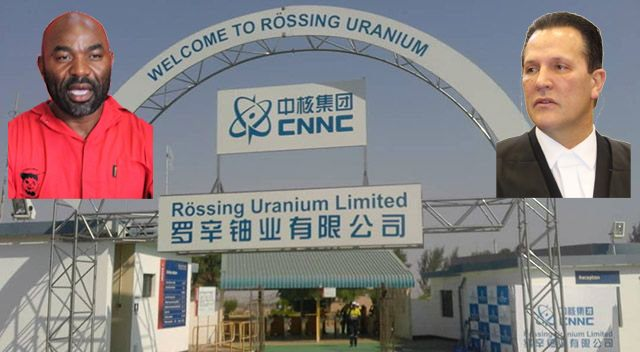 workers legendary Rössing Mine new owners China National Nuclear Corporation Chinese Government
