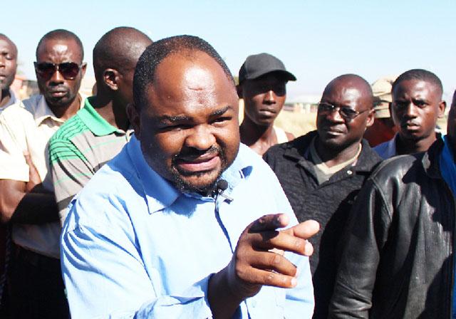 Transport minister John Mutorwa plea Taxi Union Namibia taxi fares