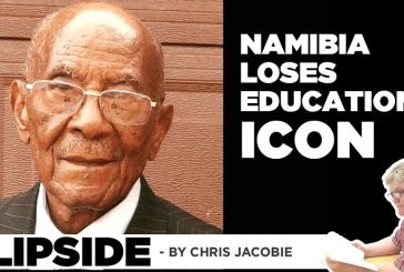 NAMIBIA MOURNS A GIANT