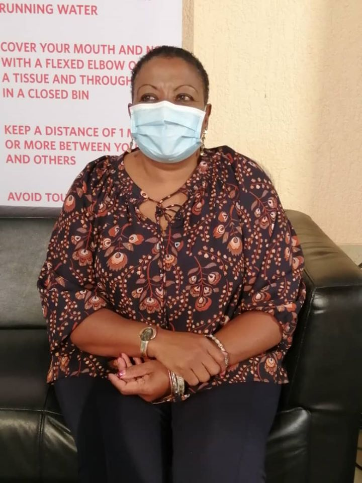 number positive COVID-19 cases Namibia Stage 4 State Emergency