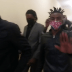 Prophet appears on attempted bribery charge