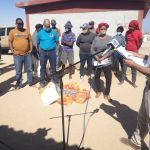 Hunger poses a security threat