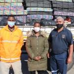 Twaloloka residents receive help