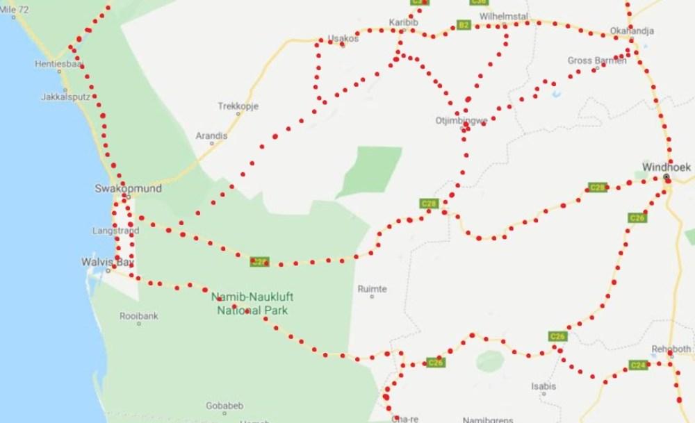 leave Walvis Bay Swakopmund Arandis impunity special dispensation thee Local Authority Area