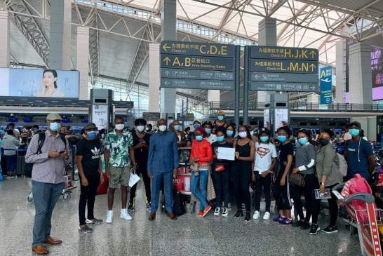 25 Namibian students repatriated from Beijing